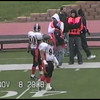 Video Archive Clip 2008 (Nov 8) - Yaden, Steven R. - Age 20 - Steven (#80, white jersey, tight end) plays football for the Doane Tigers (Junior year) - Matt Franzen, Head Coach - Doane College (Tigers) of Crete, NE vs Nebraska Wesleyan University (Prairie Wolves) of Lincoln, NE - Abel Stadium at Nebraska Wesleyan University - Original VHS Series (13 min 7 sec)
