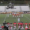 Video Archive Clip 2009 (Oct 24) - Yaden, Steven R. - Age 21 - Steven (#40, orange jersey, tight end) plays football for the Doane Tigers (Senior year) - Matt Franzen, Head Coach - Doane College (Tigers) of Crete, NE vs Dordt College (Defenders) of Sioux Center, IA - Simon Field at Doane College  - Original VHS Series (14 min 11 sec)