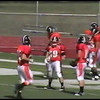 Video Archive Clip 2009 (Sept 19) - Yaden, Steven R. - Age 21 - Steven (#40, orange jersey, tight end) plays football for the Doane Tigers (Senior year) - Matt Franzen, Head Coach - Doane College (Tigers) of Crete, NE vs Midland Lutheran College (Warriors) of Fremont, NE - Simon Field at Doane College - Original VHS Series (13 min 3 sec)