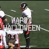 Video Archive Clip 2009 (Oct 31) - Yaden, Steven R. - Age 21 - Steven (#40, white jersey, tight end) plays football for the Doane Tigers (Senior year) - Matt Franzen, Head Coach - Doane College (Tigers) of Crete, NE vs Morningside College (Mustangs) of Sioux City, IA - Elwood Olsen Stadium at Morningside College - Original VHS Series (14 min 25 sec)