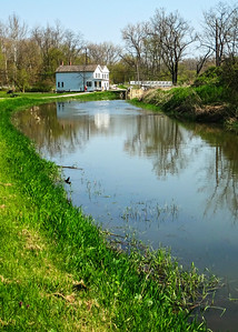 Ohio and Erie Canal and Canal Exploration Center, CVNP, Spontaneous 50 Mile Towpath Trail Ride, May 2015.