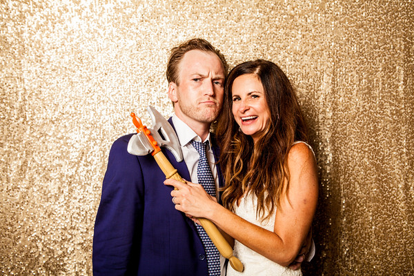Dana & Casey's Wedding Photobooth!