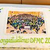 2018 Dana-Farber Marathon Challenge Check Presentation on October 2, 2018.