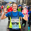 2018 Dana-Farber Marathon Challenge, Copley Finish Line.