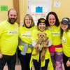 2018 Dana-Farber Marathon Challenge, Hopkinton start.
