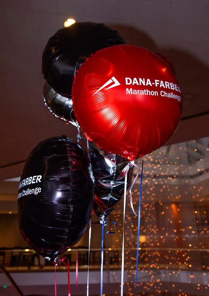 2018 Dana-Farber Marathon Challenge Pasta Party on April 15th.