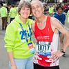 2019 Dana-Farber Marathon Challenge (DFMC) Finish Line at Copley on Monday April 15th.