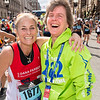 2019 Dana-Farber Marathon Challenge (DFMC) Finish Line at Copley on Monday April 15th.
