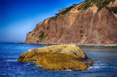 Dana Point Cliff