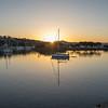 Dana Point Harbor Sunrise 4-17-16