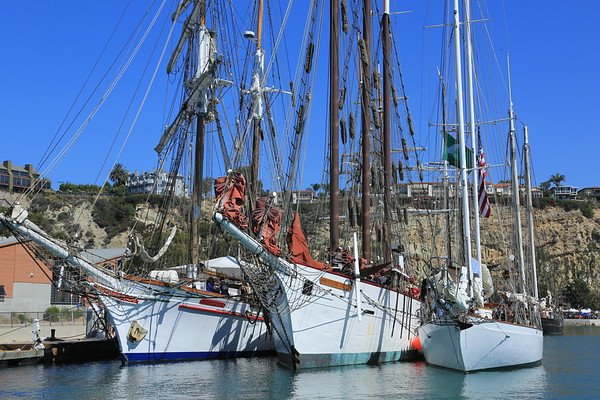 Dana Point Tall Ships 2015
