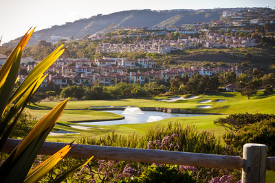 Monarch Beach Golf Links, St. Regis Resort, Dana Point, CA.