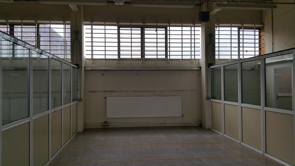 Assembly bays
