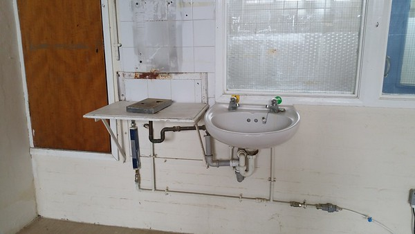Messy plumbing