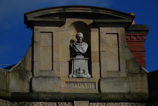 John Howard,famous prison reformer
