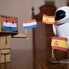 danbo: netherlands!!!!! win world cup!!!<br /> eve: not if spain says otherwise!