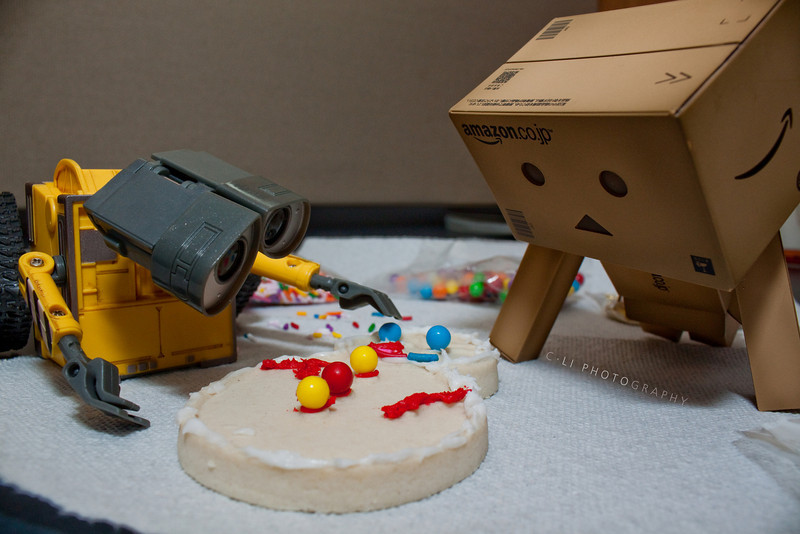 danbo: this is sort of boring... i have a better idea