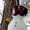 random snowman!