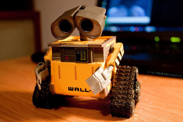 Danbo And Wall-E