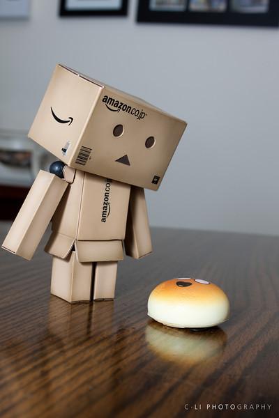 mr bun evolved toooooooooo....