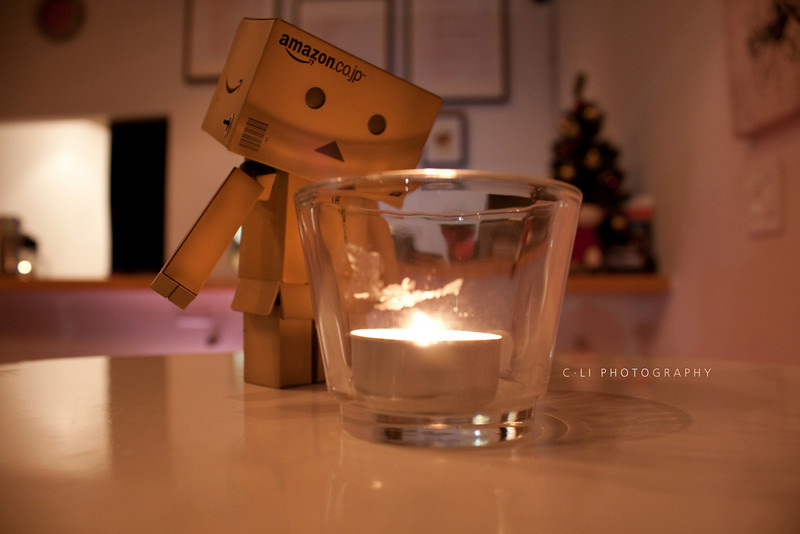 ohh.. candle