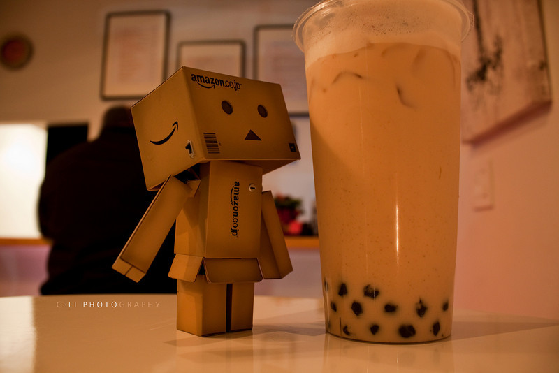 ohhh bubble tea