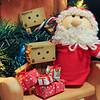 The Danbos Meet Santa