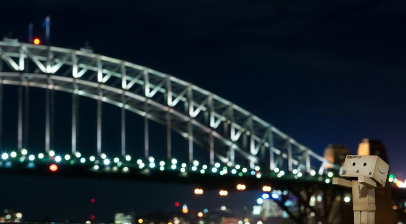 The Danbo Harbour Bridge
