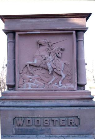 Gen. David Wooster Grave