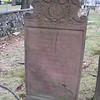 Gravestone of Gen. Silliman