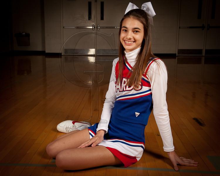 SCHS Cheerleaders 2010-2011