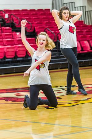 Senior night SCHS Dance 2014-2015