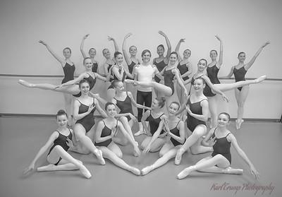 IB Ballet Photo Shoot Jan 2016