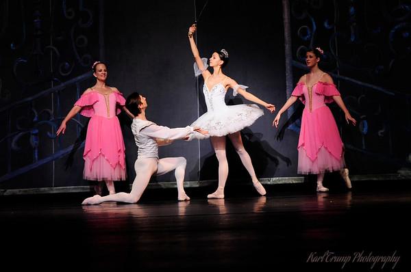 IB Nutcracker Dress rehearsal 2011
