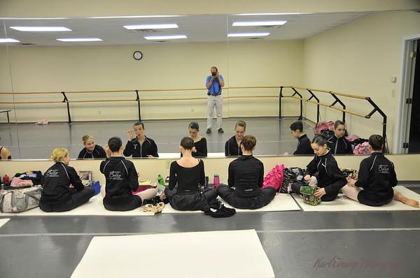 IBA Chamber Dance 2012