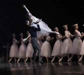 International Ballet Performs Giselle 2015