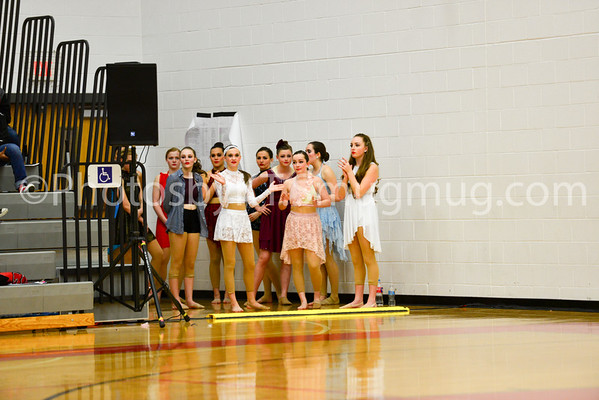 Finalists Dances and Awards