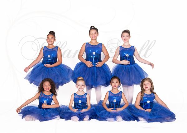 Ballet 1-Tuesday 630-2017