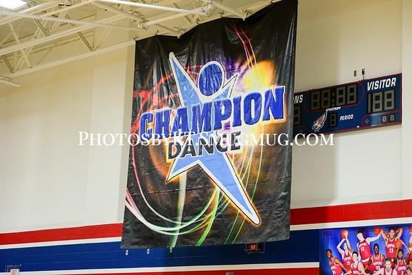 Champions Dance Tompkins High School