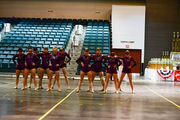 EPAC Senior Team Jazz
