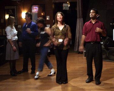 Cat's Corner at Savanna Jazz Club - October 25, 2006