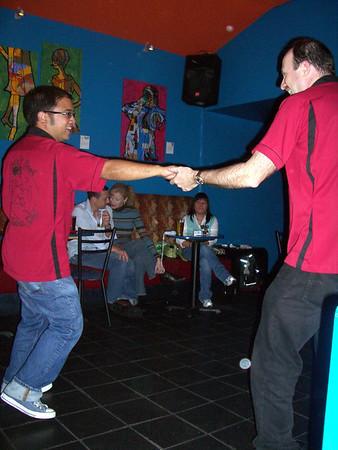 Jay and Randall's B-Day Party at Fuse - November 6, 2006