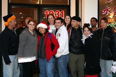 Melissa's Birthday - December 24, 2006