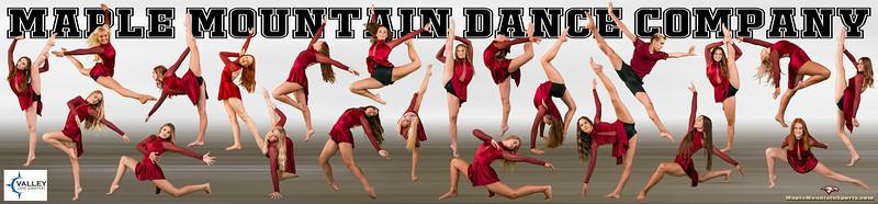 MMHS 2019 Dance Company Flat