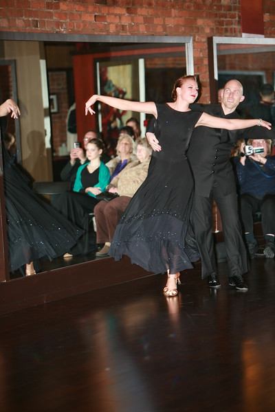 Premier Ballroom Winter Showcase 2011