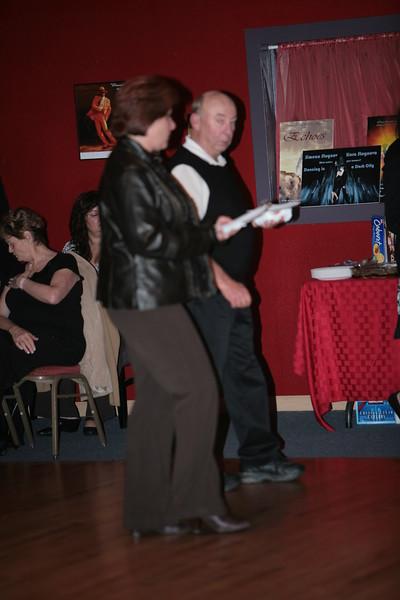 Simeon Stoynov and Kora Stoynova  Pro-Show 2010.