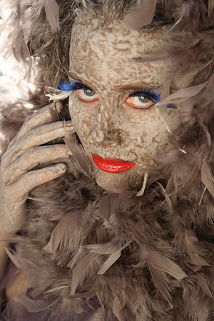 Mudwoman Glamour shots - 2008