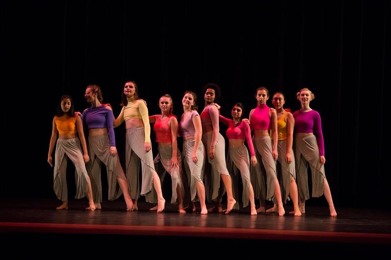 2018 Dance Ensemble Winter Concert