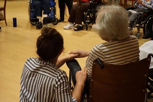 Dance For Parkinson's at JHR