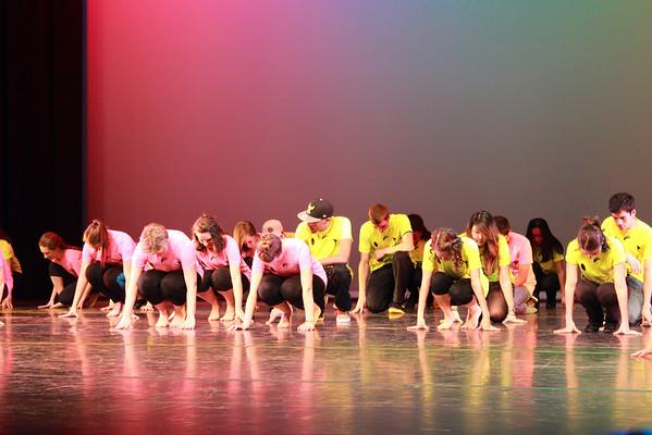 Dance Guild -Spring 2014